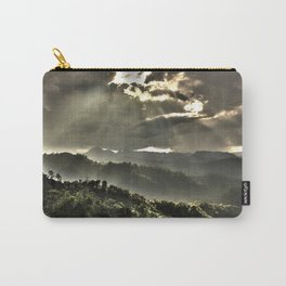 Divine Rays of Sunset Carry-All Pouch