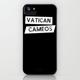 Vatican Cameos iPhone Case