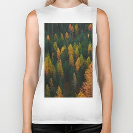 The Evergreens (Color) Biker Tank