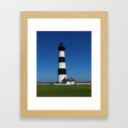 Bodie Island Light Framed Art Print