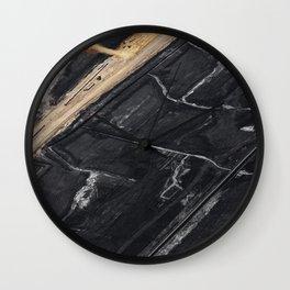"""""""Moving"""" 2/9 (2015) Wall Clock"""