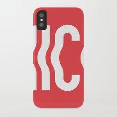 Nice iPhone X Slim Case