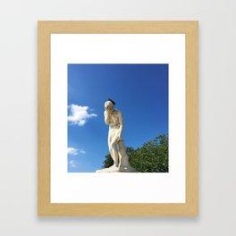 Bummer Framed Art Print