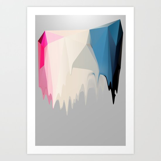 Analog 01.a Art Print