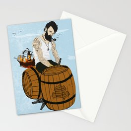 Captain Moby Stationery Cards