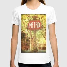 METRO2 T-shirt