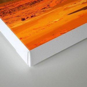 Nine to Five Canvas Print