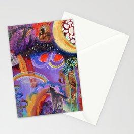 Amethyst Stationery Cards