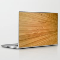 bamboo Laptop & iPad Skins featuring Bamboo by Olivier P.