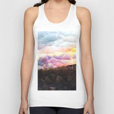 Candy on the Dunes Unisex Tank Top