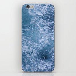 The Untamed Sea iPhone Skin