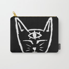 Third Eye Cat Carry-All Pouch