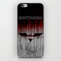 dc iPhone & iPod Skins featuring Dc by Anand Brai