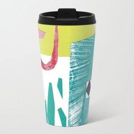 Moving Parts Collage Travel Mug