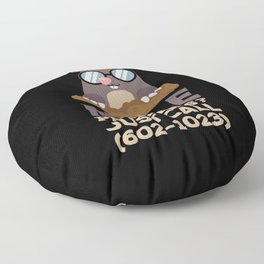 Chemistry - Mole Problems Floor Pillow