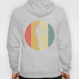 Vintage Retro Graphic Figure Skater ice dancer Hoody