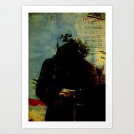 K&R Art Print