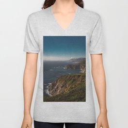 Big Sur California VI Unisex V-Neck