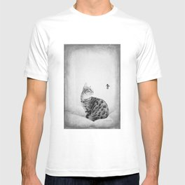 Space Meow 1 T-shirt