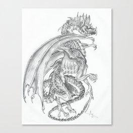 Death Dealers Canvas Print