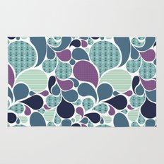 Sea pattern Rug