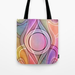 Geometric abstract 2016 / 006 Tote Bag