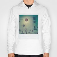 lanterns Hoodies featuring Lanterns by Leandro