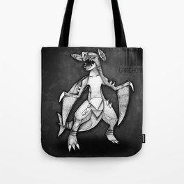 Garchomp Tote Bag