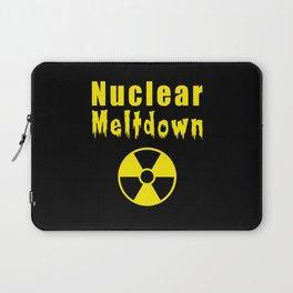 nuclear meltdown Laptop Sleeve