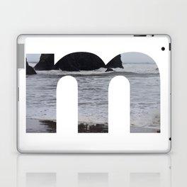 Letter M (lowercase) Laptop & iPad Skin