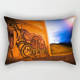conexion Rectangular Pillow