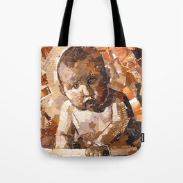 Baby Virgil Tote Bag