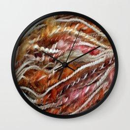 Hanspun - Mohair Wall Clock