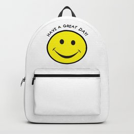 Gou Smiley Original Backpack