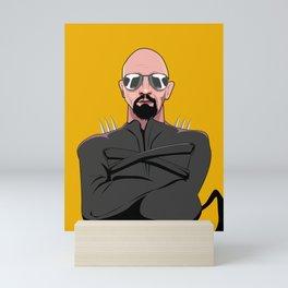 Halford Mini Art Print