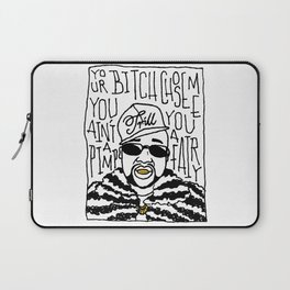 Pimp C Laptop Sleeve