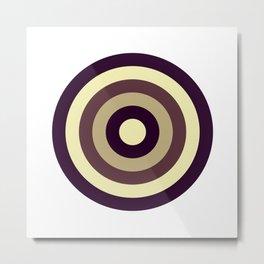 Target XXI Metal Print