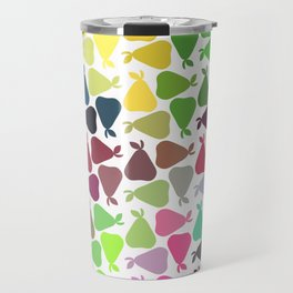 Pear frenzy Travel Mug