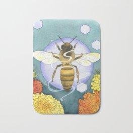Spirit of the Bee Bath Mat