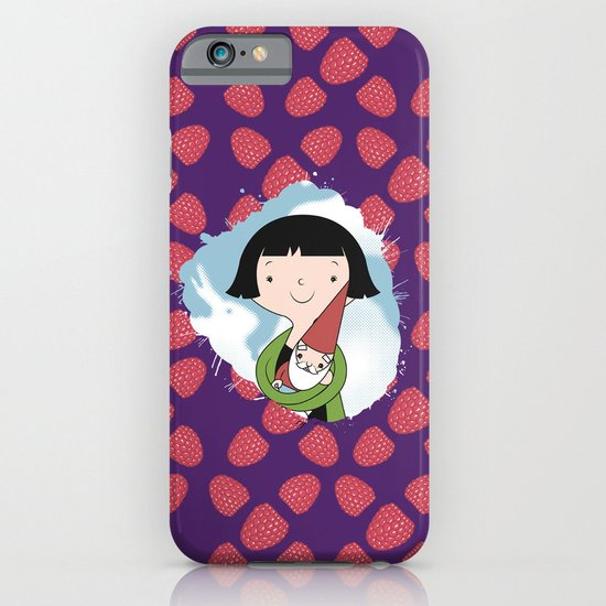 Help People not Gnomes iPhone & iPod Case
