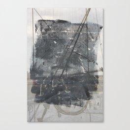 Brooklyn Bridge Abstraction I Canvas Print