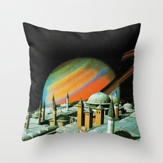 The religion  Throw Pillow