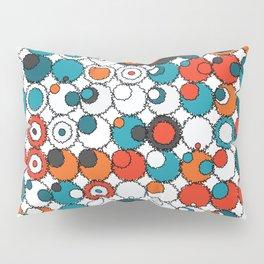 Raw Bubbles Pillow Sham