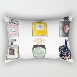 Perfume Collection Rectangular Pillow