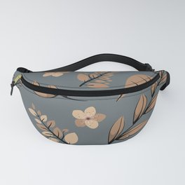Flower Design Series 10 Fanny Pack