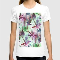 northern lights T-shirts featuring Northern Lights by Cannabis Color Art
