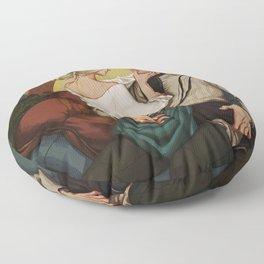 Slow day Floor Pillow
