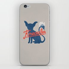 Kneazles iPhone & iPod Skin