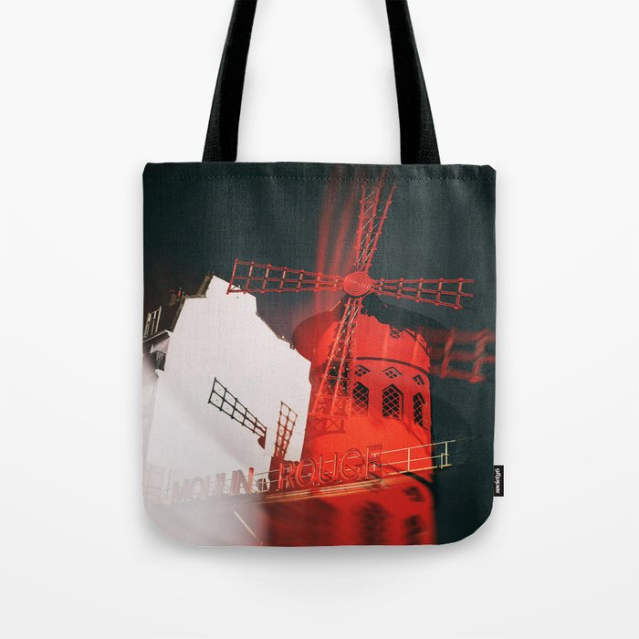cabaret Tote Bag