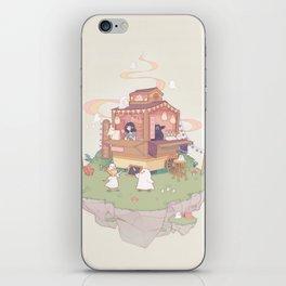 Festival iPhone Skin